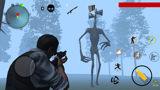 Siren Head haunted house - scary horror Adventure apkdebit screenshots 6