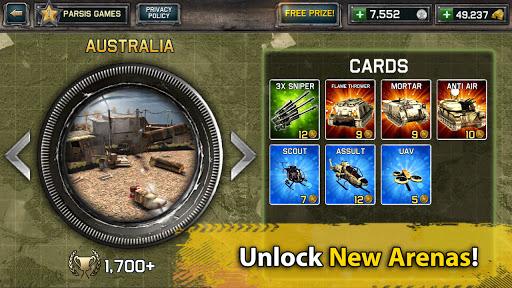 Frontline Army Battles: Assault Modern Warfare  screenshots 7