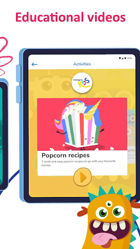 imaginKids: Play and learn, education for kids  Screenshots 12