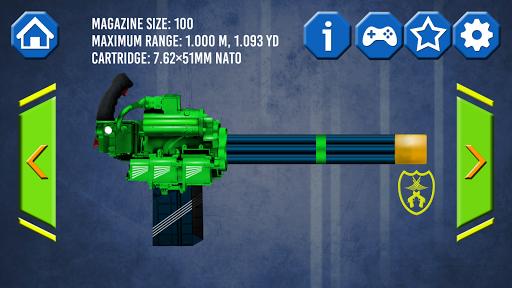 Ultimate Toy Guns Sim - Weapons 1.2.8 screenshots 1