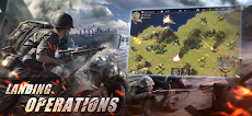 第二次世界大戦:戦略ゲームWW2サンドボックス戦術のおすすめ画像2