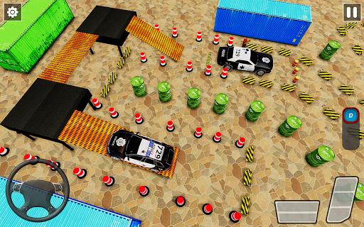 Crazy Traffic Police Car Parking Simulator 2020 screenshots 5