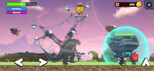 Godzilla vs Kong : Alliance apktram screenshots 1