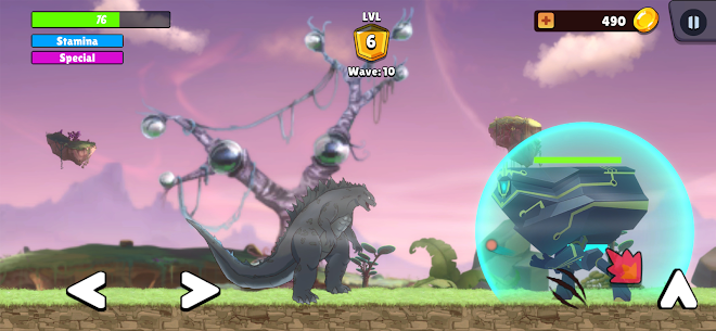 Godzilla vs Kong : Alliance MOD APK 21 (Unlimited Money, No Ads) 2