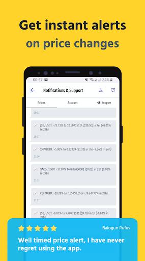 LATOKEN: Bitcoin Wallet, Crypto Exchange android2mod screenshots 6