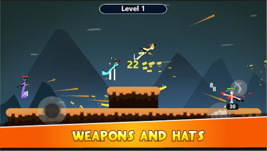 Stick Battle Mod Apk- Super Warriors (Unlimited Gold) 3