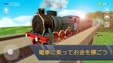 鉄道駅クラフト:列車シミュレータ2019のおすすめ画像1