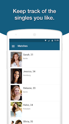 eDarling - For people looking for a relationship 5.1.4 Screenshots 2