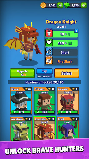Hunt Royale 0.1.2 screenshots 3