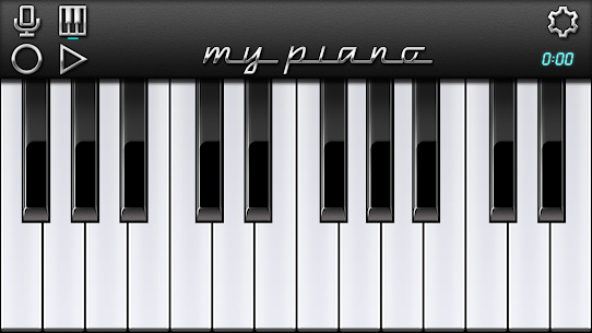 How to Run My Piano  Record for PC (Windows 7,8, 10 and Mac) 1