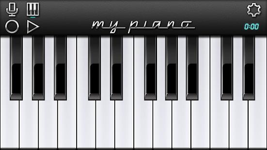 My Piano - Record & Play 4.3 Screenshots 1