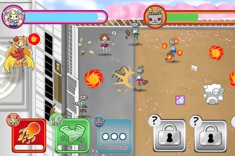Magical girl : save the school Hack for Android and iOS 5