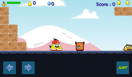 Super Angry Sponge Apk İndir 4
