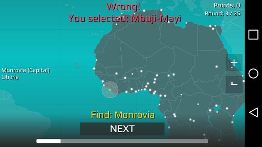 World Map Quiz 2.17 screenshots 14