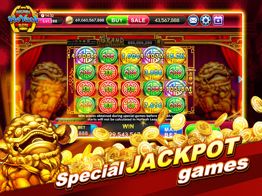 Slots (Golden HoYeah) - Casino Slots  Screenshots 12