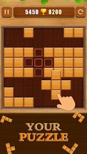 Free Wood Block Puzzle Apk Download 2021 4