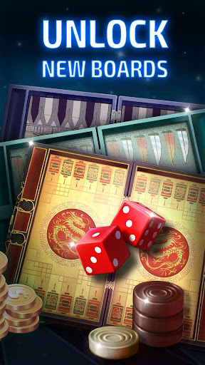 Backgammon Tournament  screenshots 9