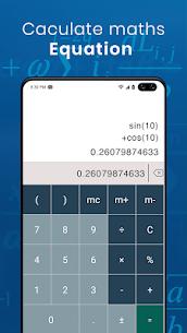 Math Scanner By Photo Pro Apk- Solve My Math Problem 9