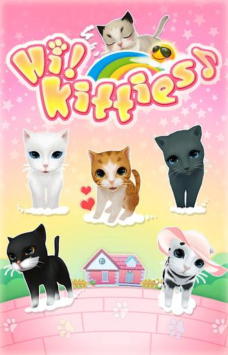 Hi! Kitties♪  screenshots 1