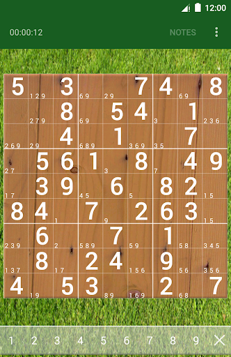 Sudoku (Oh no! Another one!) screenshots 3