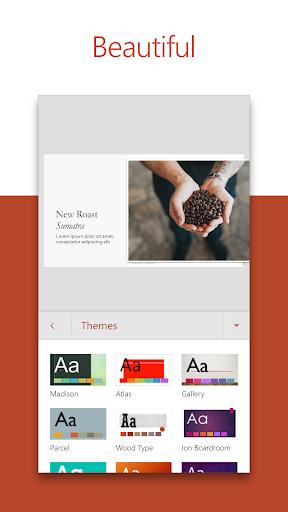 Microsoft PowerPoint: Slideshows and Presentations Apkfinish screenshots 2