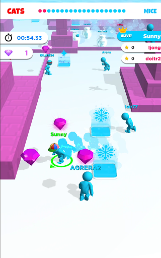 Cat and Mouse .io 1.3.3 screenshots 21