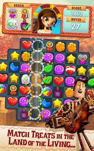 Sugar Smash: Book of Life - Free Match 3 Games. 3.96.203 Screenshots 7