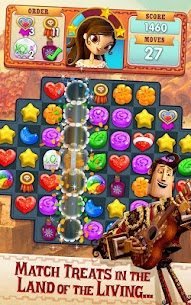 Sugar Smash: Book of Life – Free Match 3 Mod Apk (Infinite Lives + Money) 7