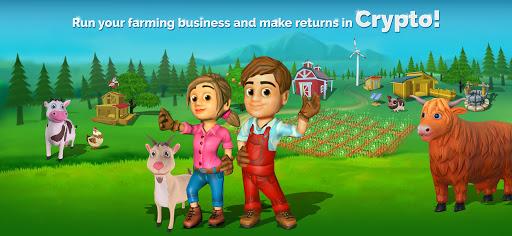Télécharger Gratuit CropBytes - Crypto Farming Game APK MOD (Astuce) screenshots 1