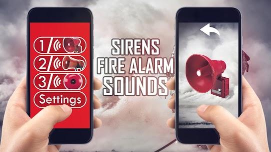 Fire Siren Sounds 1