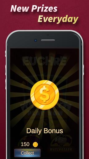 Euchre - Free Offline Card Games 1.1.9.6 screenshots 4