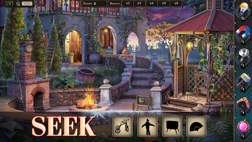 Hidden Object Games: Mystery of Coastal Hill City 1.17.9 screenshots 12