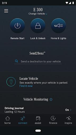 Mercedes me (USA)  screenshots 2