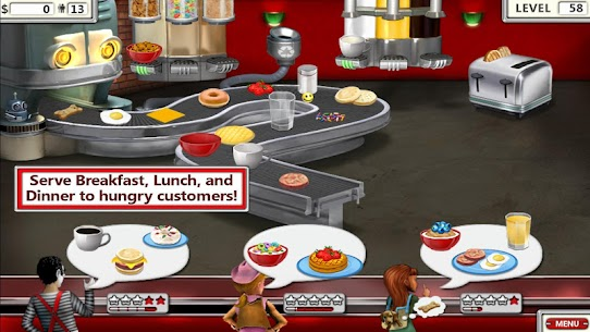 Burger Shop 2 (No Ads) Apk Download 2
