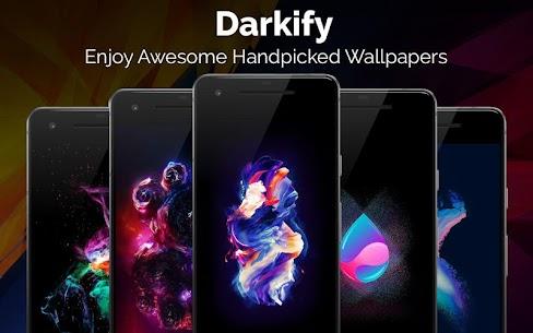 Black Wallpaper, AMOLED, Dark Background: Darkify 4