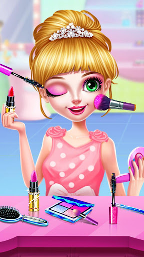 ud83dudc78ud83dudc84Princess Makeup Salon android2mod screenshots 10