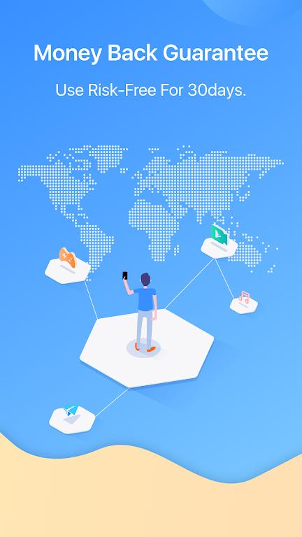 FlyVPN - Secure & Fast VPN poster 3