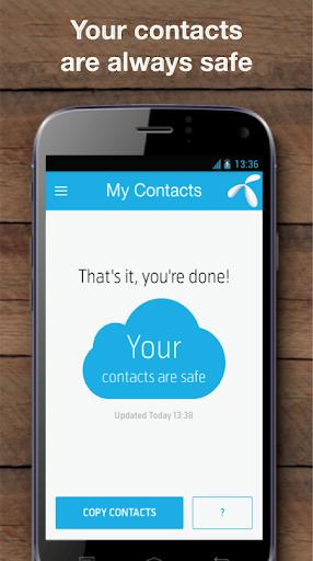 My Contacts - Phonebook Backup & Transfer App 8.2.2 Screenshots 3