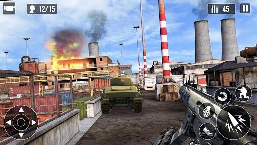 FPS Shooting games :Army Shooting Games 3.6 screenshots 1