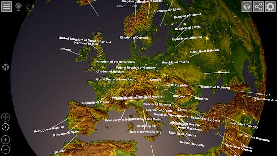 GlobeViewer 0.9.3 Screenshots 24