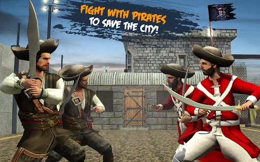 Pirate Bay: Caribbean Prison Break - Pirate Games screenshots 5
