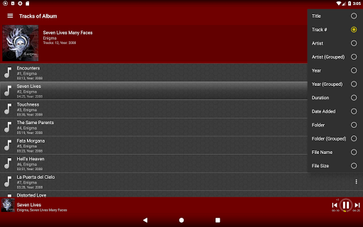 Spectrolizer - Music Player & Visualizer 1.19.100 Screenshots 10