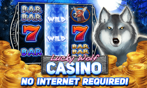 Slots Lucky Wolf Casino For Pc (2020) – Free Download For Windows 10, 8, 7 2