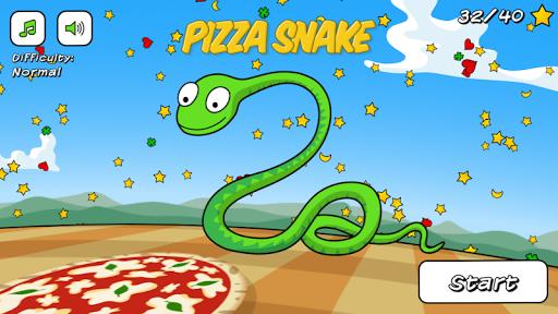 Pizza Snake APK MOD – Pièces Illimitées (Astuce) screenshots hack proof 1