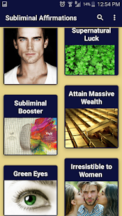 Free Subliminal Affirmations Powerful Pro 4