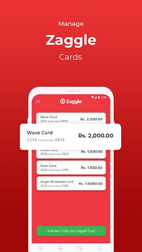 Zaggle - Finance & Business android2mod screenshots 5