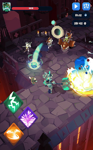 Mighty Quest For Epic Loot - Action RPG goodtube screenshots 16