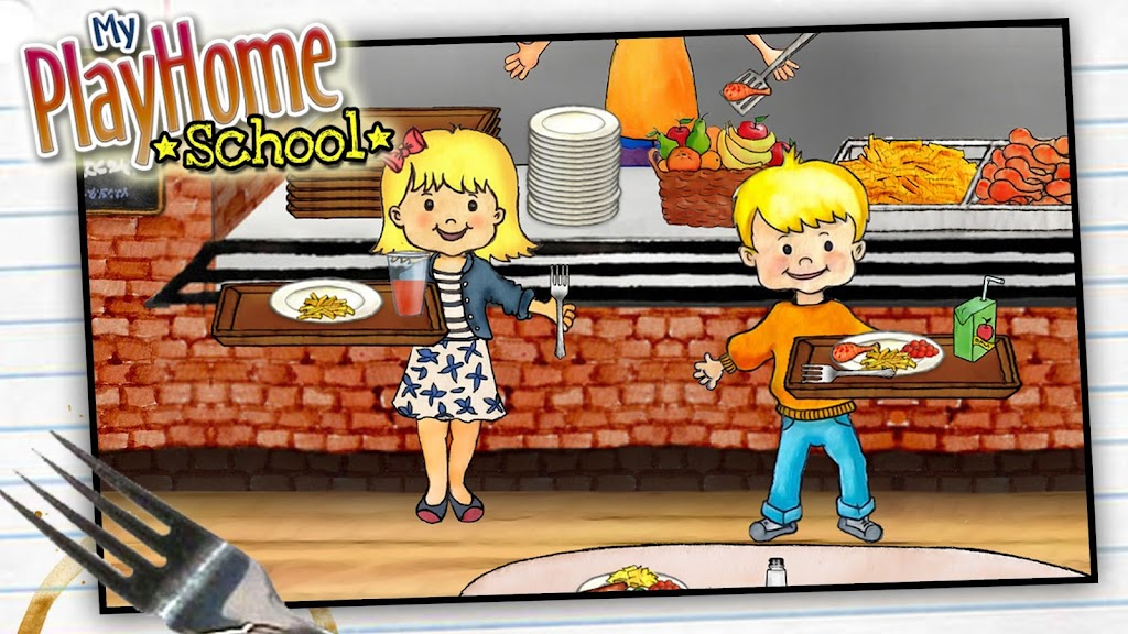 My PlayHome School  poster 6