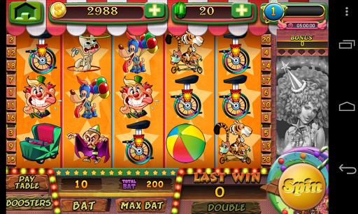 Slots - Circus's Way - Free 777 Vegas Slot Casino 1.6.0 screenshots 3