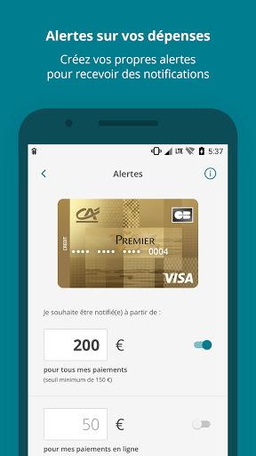 Paiement mobile CA  Screenshots 6